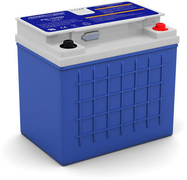 BMS for lithium battery
