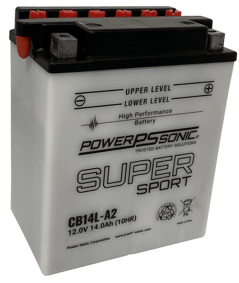 CB14L-A2 Conventional Power Sonic battery