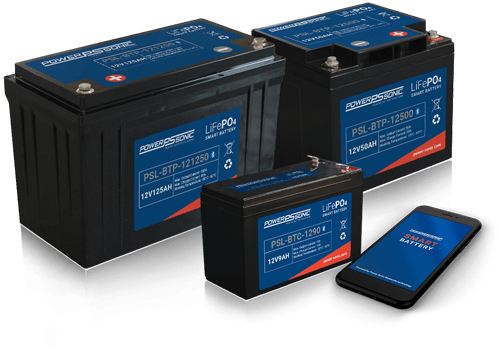 Bluetooth batteries