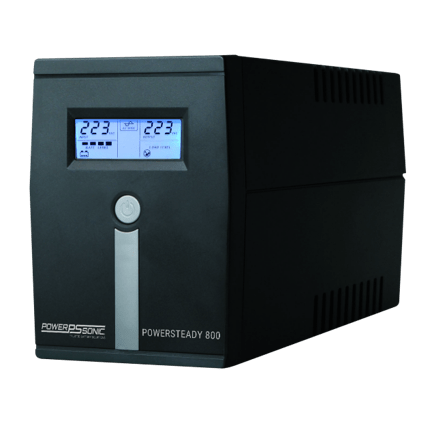 Product PowerSteady 400VA - 3000VA
