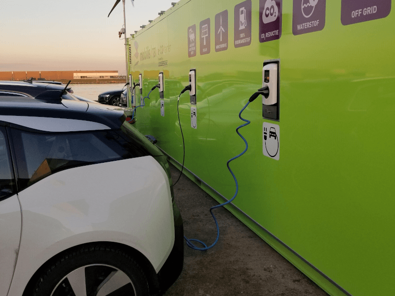 ELECTRIC VEHICLE CHARGING SOLUTIONS image