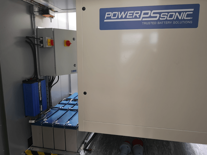 About Commercial Battery Storage About Image