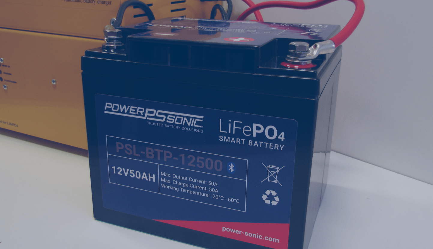 How To Charge Lithium Iron Phosphate (LiFePO4) Batteries
