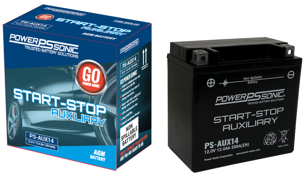 Start-Stop Auxiliary Battery