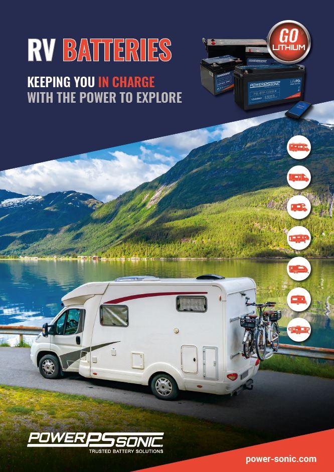 Lithium RV brochure